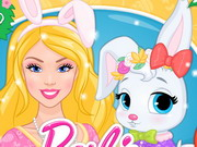 Barbie Easter Bunny Rescue