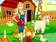 Barbie on the Farm