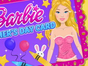 Barbie Mother's Day Card