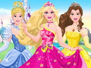 Barbie Princess Disney
