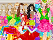 Barbie Royal Party