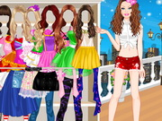 Barbie Summer Dress Up - Game 2 Play Online