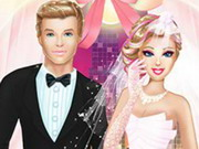 Online igrica Barbie Superhero Wedding Party