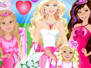 Barbie Wedding Party