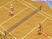 Parti tenisz