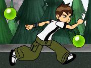 Online igrica Ben 10 Super Run free for kids