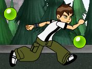Online game Ben 10 Super Run