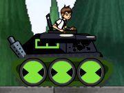 Online game Ben 10 Tank Battle