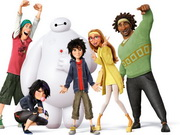 Online game Big Hero 6 Jigsaw Puzzle