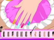 Online igrica Bratz Girls Manicure
