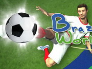 Online igrica Brazil World Cup 2014 free for kids