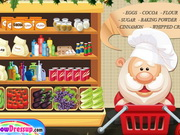 Play Christmas Cake Shop