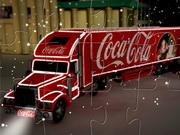 Coca Cola Truck Jigsaw