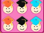Igrica za decu Cooking Crunchy Graduate Cookies