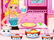 Online game Cooking Lesson - Cake Maker