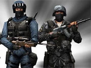 Online game Counter Strike Flash