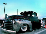 Custom Chevy Truck Jigsaw