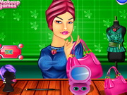 Online game Cute Shopping Makeover