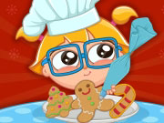Online igrica CuteZee Cooking Academy: Gingerbread
