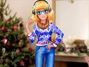 Play Winter Lookbook Dress Up Game