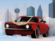 Online igrica Dallas Skyscrapers Racing free for kids