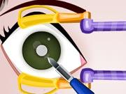 Online igrica Deni eye surgery