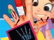 Deni hand surgery