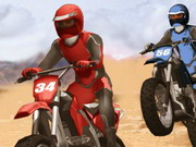 Online game Dirtbike Racing