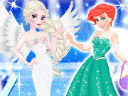 Online game Disney Fashion Runway