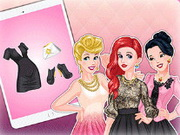 Online game Disney Fashionistas Online