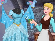 Online game Disney Princess Dress Design