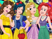 Disney Princess Modern Look
