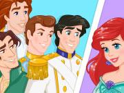 Online igrica Disney Princess Speed Dating