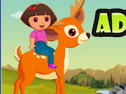 Online game Dora Adventure Jump