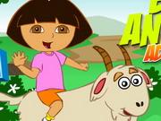 Igrica za decu Dora Animal Adventure