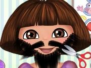 Dora Beard Shave
