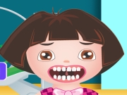 Online game Dora Dental Surgery