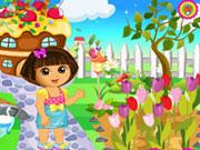 Igrica za decu Dora Garden Decor