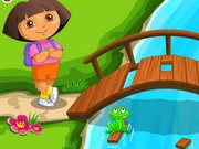 Online igrica Dora Go Camping