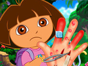 Online game Dora Hand Injuries
