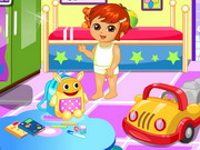 Online igrica Dora Prepare For School