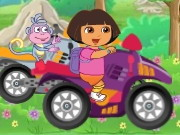 Dora Racing Battle