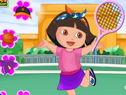 Igrica za decu Dora Sports Dress Up