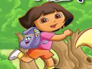 Online game Dora Spring Run