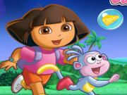 Online game Dora Sweet Bubble