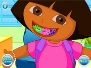 Free games for your site gahe com for Baby dora tooth decoration