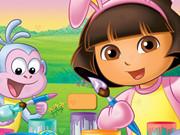 Dora Valentine Gizli Kalpler Oyun