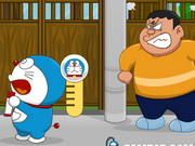 Online game Doraemon Run Dora Run