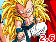 Online igrica Dragon Ball Fierce Fighting 2.6
