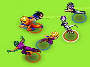 Online game Dragon Ball Football